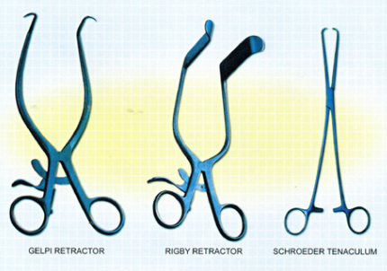 Surgical Instruments - PT  BETA MEDICAL